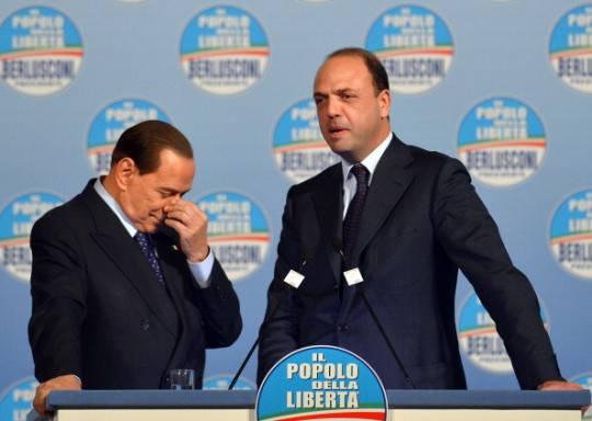 Consiglio nazionale Pdl: le reazioni interne del partito