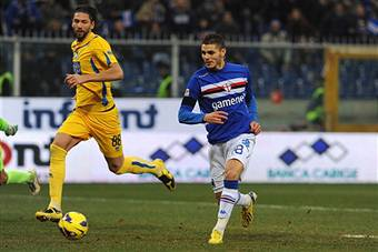 Sampdoria-Pescara 6-0, Icardi show spazza via gli abruzzesi VIDEO