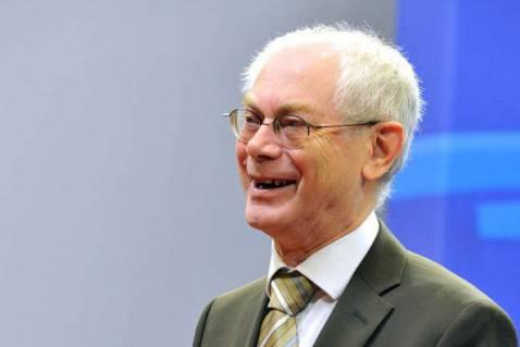 Herman Van Rompuy (GEORGES GOBET/AFP/Getty Images)