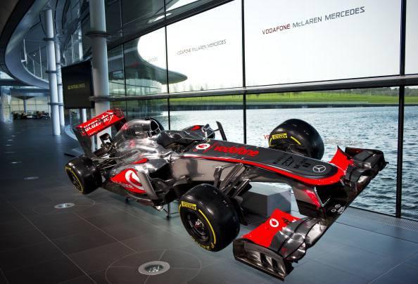 F1, presentata la nuova McLaren