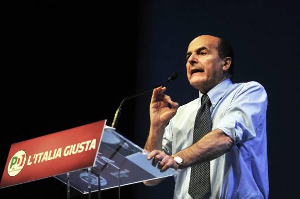 """Bersani attacca Berlusconi: """"Smacchieremo il giaguaro"""""""