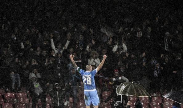 """Paolo Cannavaro è raggiante: """"Pensiamo solo alla Lazio, non ci interessa cosa fa la Juve"""""""