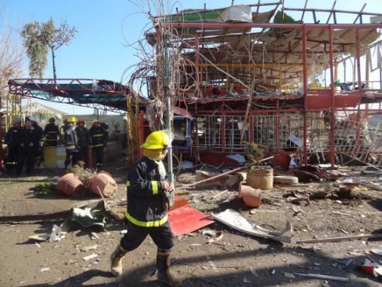 Iraq: almeno 30 morti a Kirkuk nell'esplosione di un'autobomba