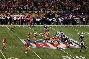 Superbowl (getty images)
