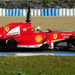 Formula 1, senza problemi la prima di Massa