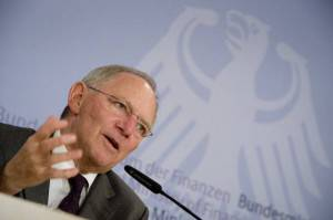 Wolfgang Schaeuble (ODD ANDERSEN/AFPGetty Images)