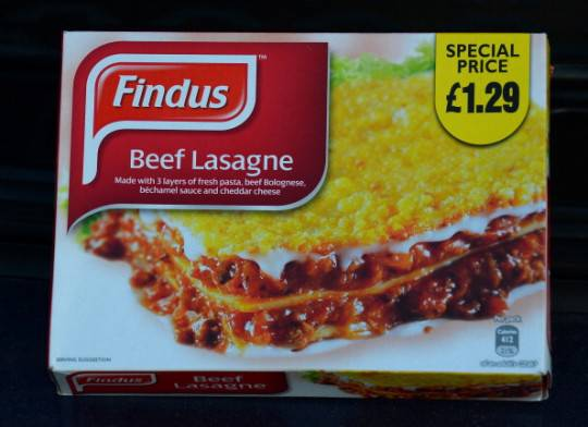 Gb: la Findus farà causa ai fornitori per lo scandalo della carne di cavallo