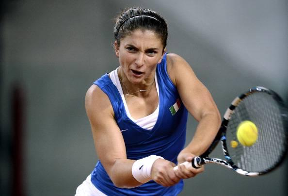 Tennis: agli Internazionali Bnl fortunate le italiane