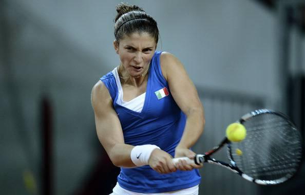 Tennis, Miami: avanti Fognini, Errani e Vinci. Tocca a Seppi e Bolelli
