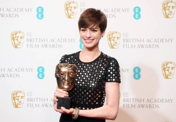 Bafta: Argo e Anne Hathaway protagonisti a Londra