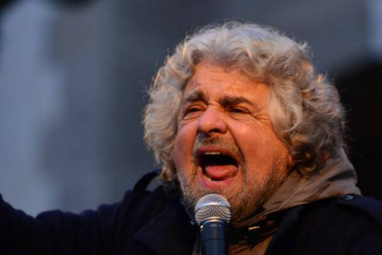 """Elezione Napolitano. Grillo: """"Sconfitta per l'Italia e per la democrazia"""""""