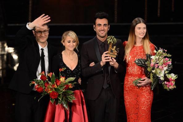 Sanremo 2013: trionfa Marco Mengoni davanti a Elio e i Modà