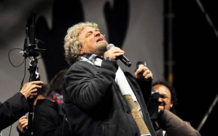 Beppe Grillo a