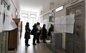 Seggio elettorale (getty images)