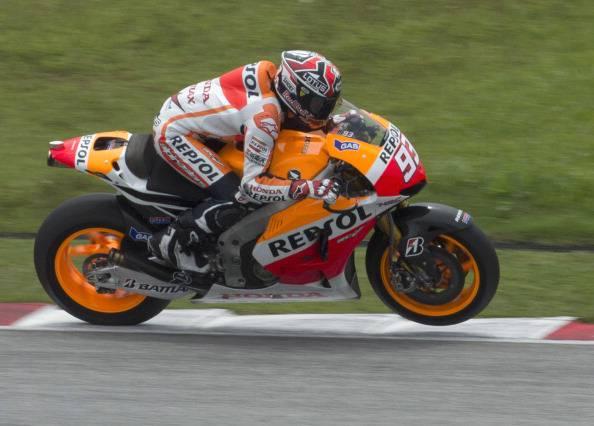 Moto GP, la soddisfazione di Marquez dopo i test di Austin
