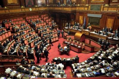 Senato (getty images)