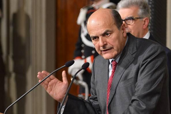 """Napolitano: """"Conferisco l'incarico a Bersani per verificare l'esistenza di un sostegno parlamentare"""""""