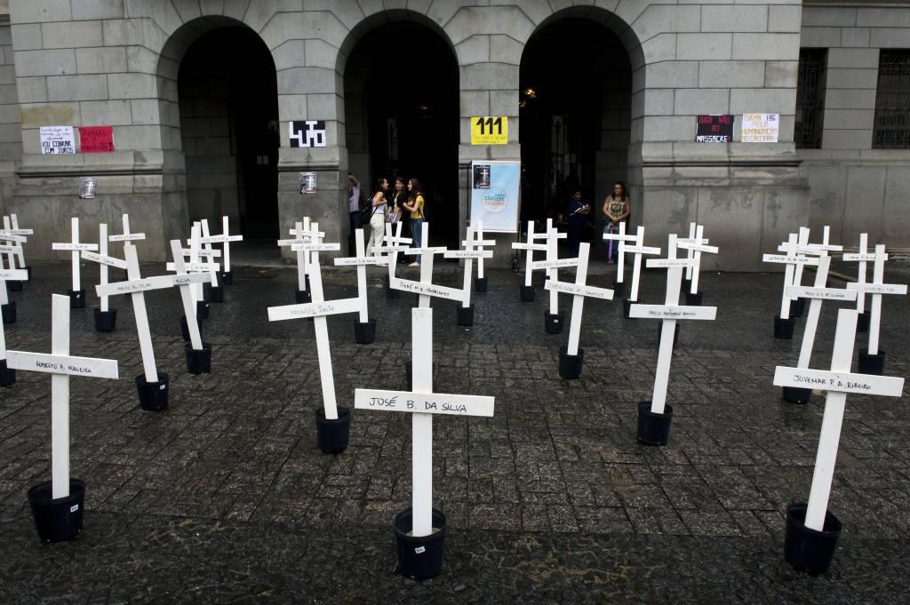 Brasile: 25 condanne all'ergastolo per il massacro al carcere di Carandiru