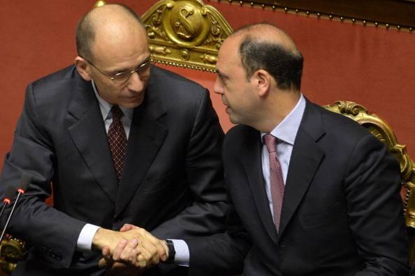 Palazzo Chigi: Letta incontra Alfano e Saccomanni per discutere di deficit ed economia