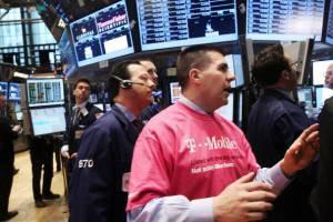 Operatori di Borsa Usa (Getty Images)
