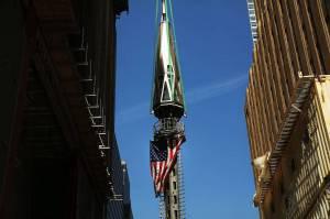 Lo spire di New York (getty images)