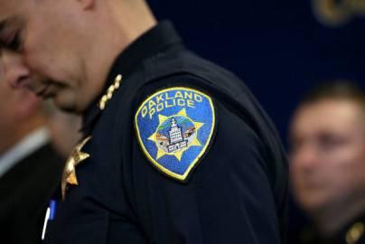 Polizia Stati Uniti (getty images)