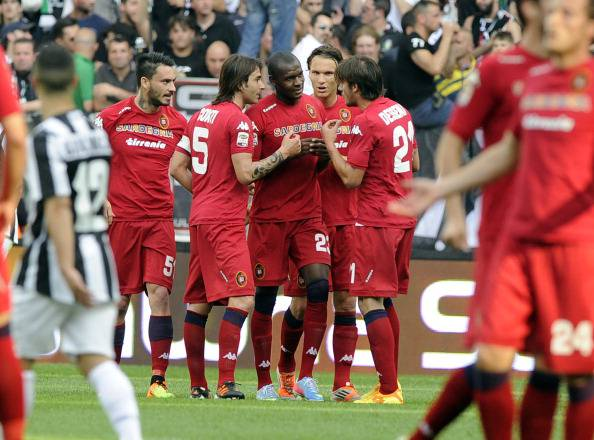 Juventus – Cagliari 1-1 le pagelle: Ibarbo rovina il record ai bianconeri. Festa scudetto allo Stadium