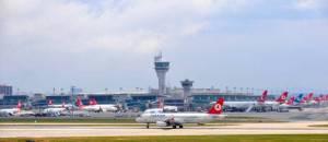 Aeroporto Istanbul (OZAN KOSE/AFP/Getty Images)