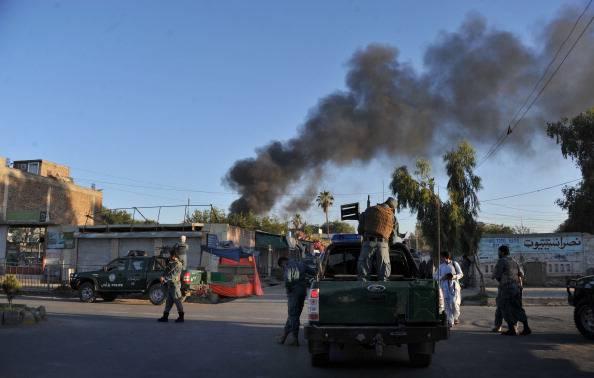 Kabul: esplosione di fronte all'ambasciata USA
