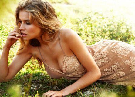 17 intim16 Intimissimi primavera estate 2012: fotogallery sexy e provocante della modella Tanya Mityushina