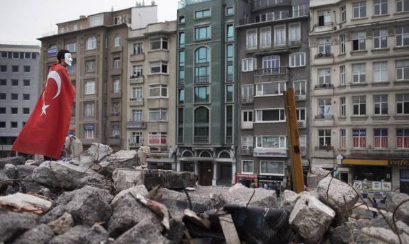 Scatti dalla Turchia in rivolta (Fotogallery)