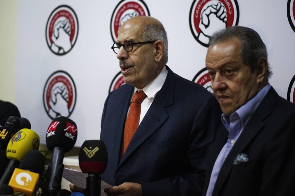 Egitto: il premio Nobel ElBaradei presidente ad interim