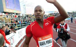 Asafa Powell (getty images)