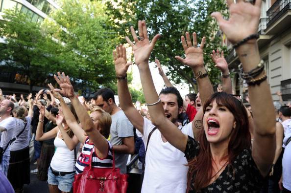 Roma: manifestazione contro il governo Renzi. Tanti i movimenti presenti