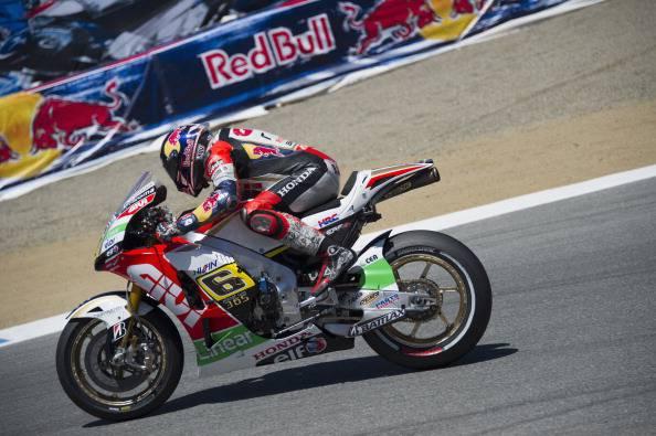 MotoGP Laguna Seca 2013: Bradl in pole con la Honda