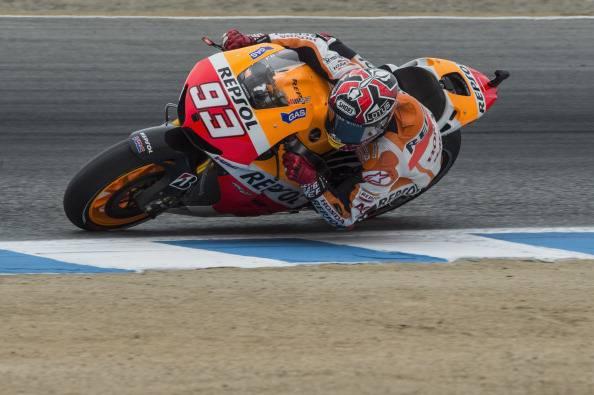 Marc Marquez (Getty Images)