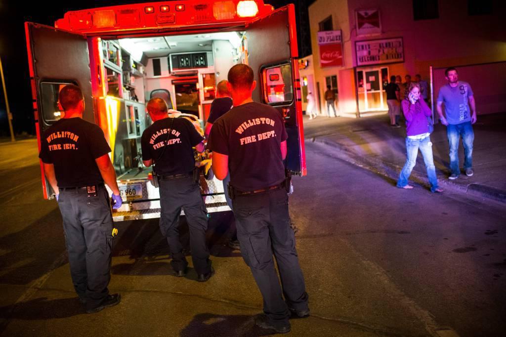 USA. Denuncia del NYT: 1.800 dollari per 15 km in ambulanza