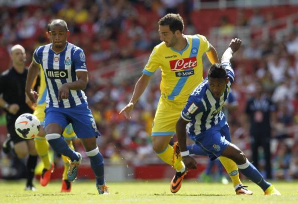 Porto-Napoli 3-1. Un passo indietro rispetto al match contro l'Arsenal