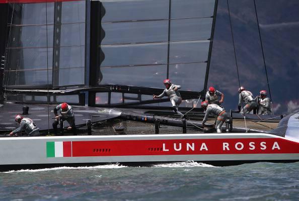 Vela, Luna Rossa in semifinale nella Louis Vuitton Cup