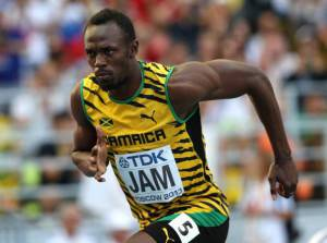 Usain Bolt (getty images)