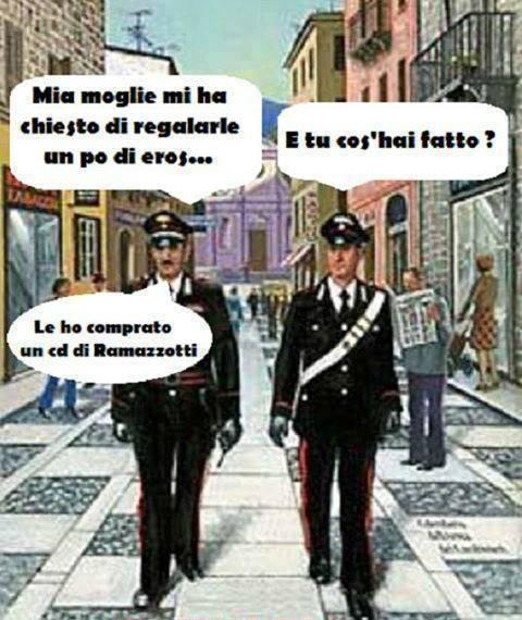 La donna del Carabiniere