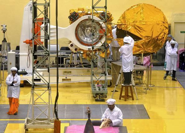 India: la partenza spettacolare della missione spaziale Mangalyaan (VIDEO)