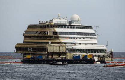 Costa Concordia (Getty images)