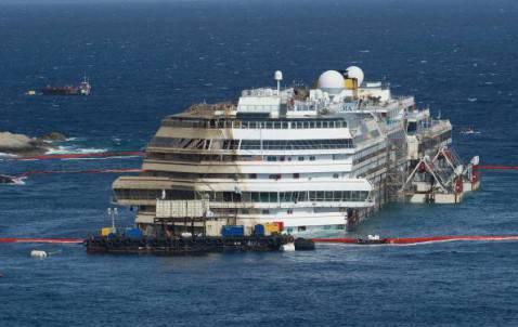 La Costa Concordia (Marco Secchi/Getty Images)