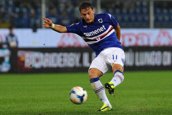 Coppa Italia, la Samp passeggia sul Brescia: segna Gabbiani e non esulta