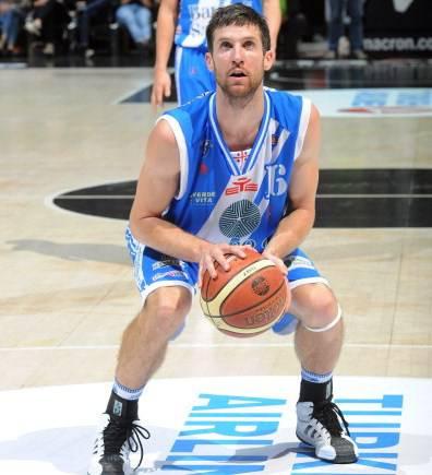 Granarolo Bologna vs Banco di Sardegna Sassari - Lega Basket Serie A