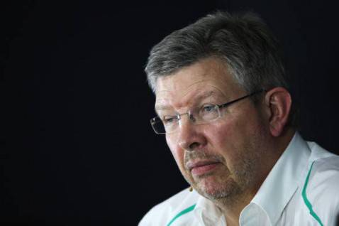 Ross Brawn (getty images)