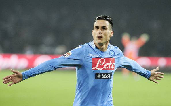 Jose Maria Callejon (getty images)