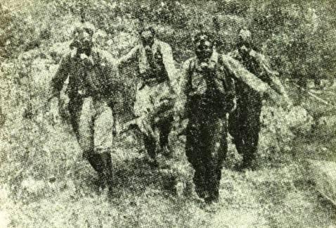 Il dramma delle foibe (foto CNL Istria, pubblico dominio)