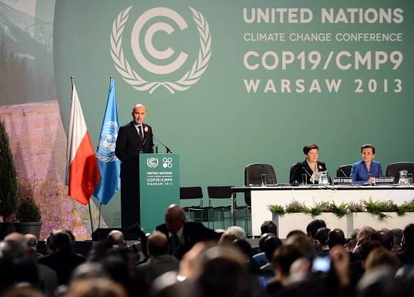 Polonia: si apre la 19esima conferenza Onu sul cambiamento climatico